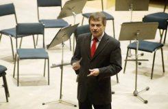 Dlouholetý ředitel Moravské filharmonie Olomouc nakonec ustoupil odborářům a rezignoval
