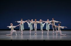 Jaro 2017 v New York City Ballet
