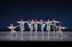 Jaro 2017 v New York City Ballet