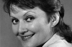 Sopranistka Anna Bortlová slaví sedmdesátiny