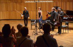 Víkend komorní hudby a Dvořákovo klavírní kvarteto
