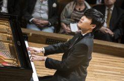 Loňský vítěz pražskojarní soutěže, korejský klavírista Jinhyung Park znovu v Praze