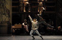 Tři mušketýři po 30 letech znovu v ostravském baletu