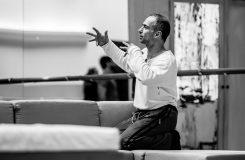 Fotogalerie: Petr Zuska chystá svoje rozloučení s Baletem ND