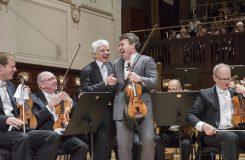 Výjimečný večer. Toronto Symphony s Maximem Vengerovem na Pražském jaru