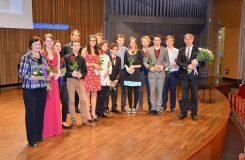 Vzpomínkový koncert k nedožitému životnímu jubileu Milana Bláhy