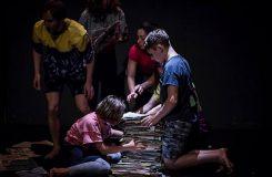 Apokalypsa hrou – taneční premiéra v Alfredu ve dvoře