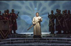 Staronový Lohengrin v Národním divadle ani napodruhé nezaplašil pochybnosti