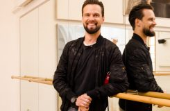 Filip Barankiewicz: Přebírám 80 % souboru, na mně už byla i volba repertoáru Baletu ND