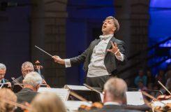 Filharmonie Brno s Mahlerem, Paganinim a Netopilem v Litomyšli