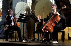 Mezinárodní hudební festival Kutná Hora letos zahájilo Eben Trio