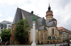 Pět set let reformace na Bachově festivalu v Lipsku