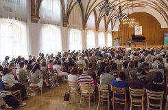 Vrcholí přípravy na Beethovenův Hradec, letos přijedou houslisté