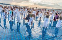 Tanec pro vodu. Tisíce tanečníků se chystají upozornit na nedostatek pitné vody