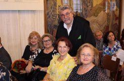 O Lucii Popp s Editou Gruberovou, Evou Blahovou a Gabrielou Beňačkovou