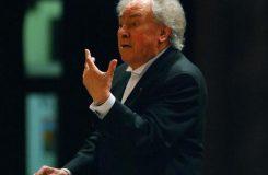 Dirigent Serge Baudo oslavuje devadesátku