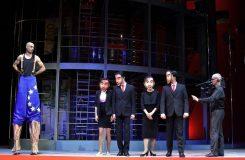 Novinka ND: Offenbachův Orfeus jako sonda do života europoslance. Podívejte se na naši videoreportáž