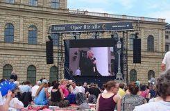 Zaostřeno na Mnichovské operní slavnosti