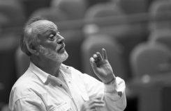 Jeden z posledních starých mistrů. Dirigent Kurt Masur by slavil devadesátku
