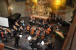 Bacha představí v červenci v Praze Barocco sempre giovane, Ensemble Inégal, Vilém Veverka, Shalev Ad-El nebo Philippe Bernold