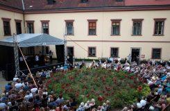 Hudební léto v kostele sv. Bartoloměje v Heřmanově Městci