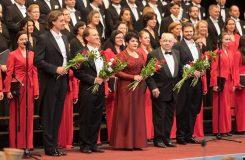 Finále Smetanovy Litomyšle se sborovými scénami z oper. Bravo!