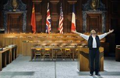 Přes vilu Wahnfried až do soudní síně norimberských procesů. Noví Mistři pěvci v Bayreuthu