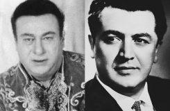 Fotbalista tenorem a hrdina z Kavkazu. Zurab Sotkilava a Zurab Andjaparidze