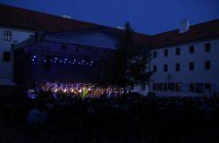 Mezinárodní hudební festival Špilberk zahájila Simona Šaturová a belcanto