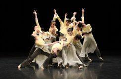 Večer s Kasai Dancing Company a Bohemia Baletem