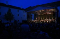 Romantické zakončení hudebního festivalu Špilberk mělo esprit