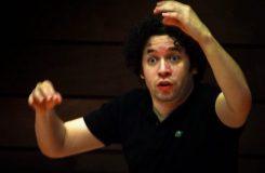 Pleteš se do politiky, Gustavo. Venezuela zrušila turné Dudamelova orchestru mladých