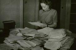 Desetitisíce dopisů rozhlasových posluchačů pro Paní Operu