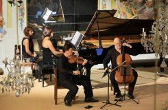 Smetanovo trio excelovalo na českokrumlovském festivalu