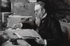 Zpola (?) zapomenuté opery: Nikolaj Rimskij-Korsakov