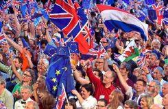 Na BBC Proms zakázali vlajky Evropské unie. Prý by rušily umělce i publikum