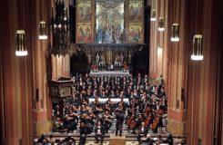 Zahájení festivalu duchovní hudby v Olomouci ve znamení hudebních modliteb