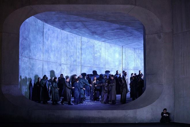 Mozart v lucio silla v madridsk m revivalu zaujme hlavn - Lucio silla teatro real ...