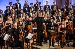 Okouzlení rytmem. Gustav Mahler Jugendorchester na Dvořákově Praze