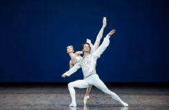 Balanchinovy Drahokamy jsou skutečnou ozdobou pařížských baletních hvězd