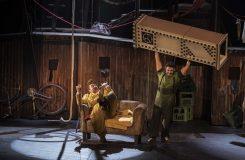Premiéra v Bratislavě: Potřebuje Opera SND Ravelovu Španělskou hodinku?