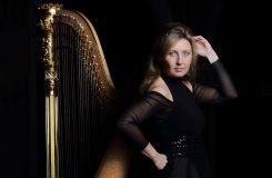 Jana Boušková: Má vlast upravená pro sólovou harfu? Velká odpovědnost