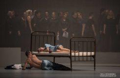 Balet SND: Ravelův Dafnis a Chloé v japonské režii