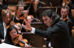 Vladimir Jurowski a jeho inaugurační koncert s Rundfunk-Sinfonieorchester Berlin