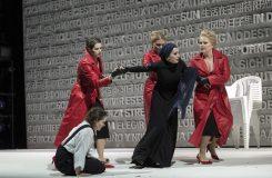 Královna noci bojuje za svoji rovnoprávnost v Divadle na Vídeňce