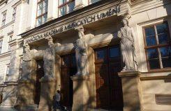 Pouliční divadlo pro Leoše Janáčka. Studenti JAMU slaví 70 let školy