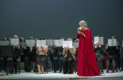Anne Sofie von Otter v Podzimní sonátě, Jenůfa v Kanadě a nové Flórezovy role