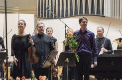 Kremerata Baltica s brněnskými hornisty na Bratislavských hudebních slavnostech