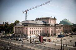 Berlínská Staatsoper Unter den Linden: probuzení po dlouhých sedmi letech
