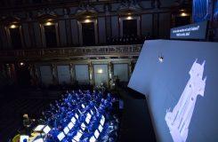 Vídeň: Liška Bystrouška v Musikvereinu s Martinou Jankovou